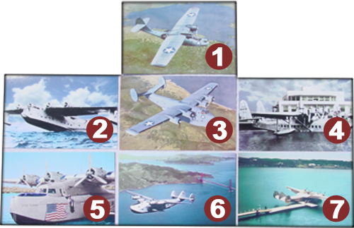 PBY Catalina Foundation Postcards