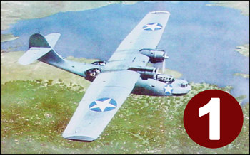 PBY Catalina Foundation Post Card